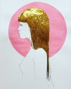 illustrator-creator-bern-japanese-girl-ginadraws-plush74